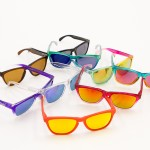 Oakley Frogskins Collection Sunnies - Little Red Jet 1-2