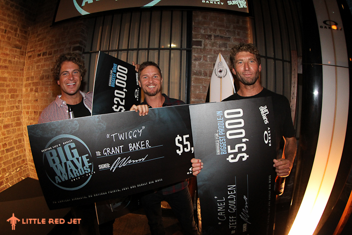 Oakley Big Wave Awards - Surfing Life - Little Red Jet - Sydney - Simmer on the Bay-24