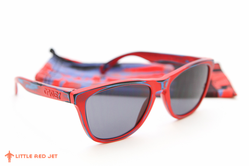 oakley bags australia 7e4c  Oakley Frogskin Skatedeck Collection Photography Little Red Jet Studio-7
