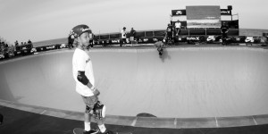 Australia Open of Surf - Skate - Manly, Australia - Little Red Jet - Hurley Pro NikeSB Free Skate Skateboarding Session
