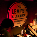 Levi's Jeans Melbourne Party - Little Red Jet Photography - Clothing, Apparel, Party, Calling All Cars, Plus Denim #levisjeans-5