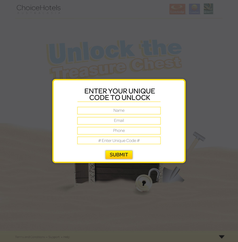 5 Landing Page from Email