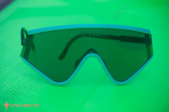 Oakley Heritage Collection Frogskins Razorblades Australia Aqua Sunnies Sunglasses Model Photography Roadtest-6