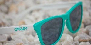 Oakley Heritage Collection Frogskins Razorblades Australia Aqua Sunnies Sunglasses Model Photography Roadtest-7