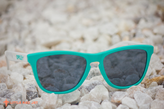 Oakley Heritage Collection Frogskins Razorblades Australia Aqua Sunnies Sunglasses Model Photography Roadtest-8