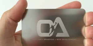 Optimal Acclaim Business Cards