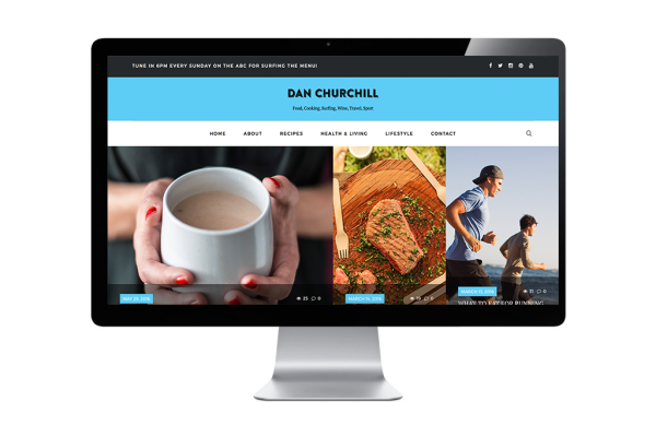 little-red-jet-template-portfolio-port-dan-churchill